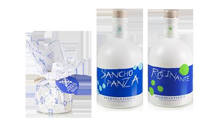 Aceite de Oliva Virgen Extra Gama Monovarietal - Aceites Puerto la Fuente