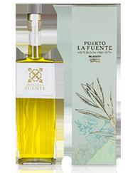 Aceite de Oliva Virgen Extra Gama Selección - Aceites Puerto la Fuente