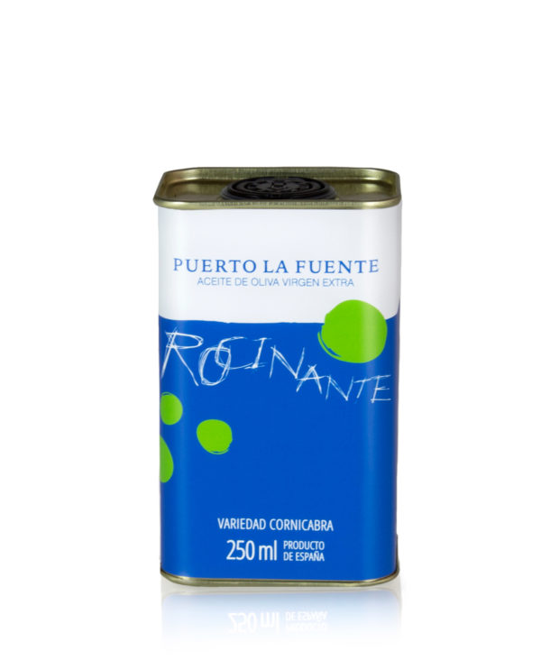 Aceite de Oliva Virgen Extra Lata Cornicabra