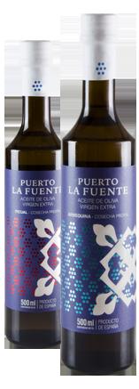 Aceites de Oliva Virgen Extra - Aceites Puerto la Fuente